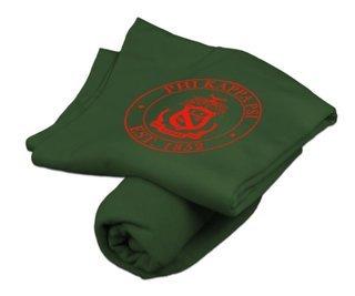 Phi Kappa Psi Sweatshirt Blanket