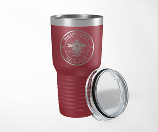 Pi Kappa Alpha Crest Seal Tumbler