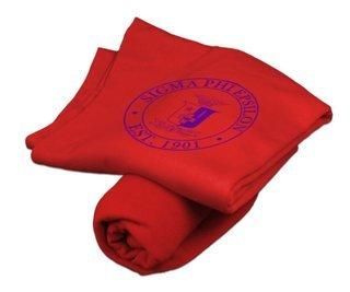 Sigma Phi Epsilon Sweatshirt Blanket