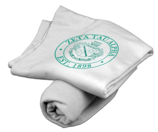 Zeta Tau Alpha Sweatshirt Blankets