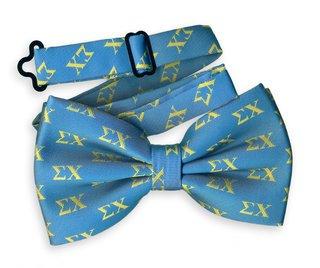 Sigma Chi Bow Tie - Woven