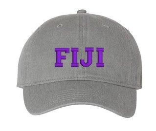 FIJI Comfort Colors Pigment Dyed Baseball Cap