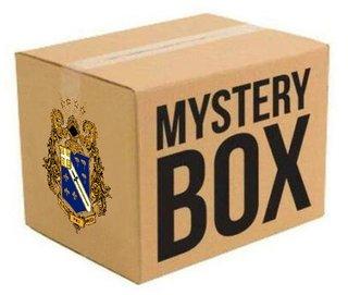 Alpha Phi Omega Surprise Box