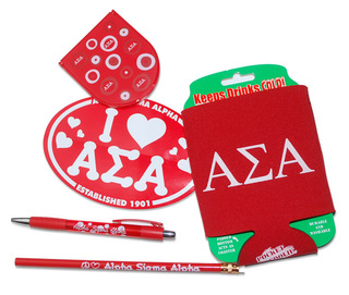 Alpha Sigma Alpha Discount Kit