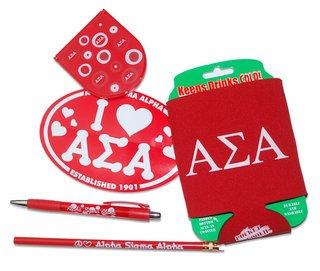 Alpha Sigma Alpha Discount Kit
