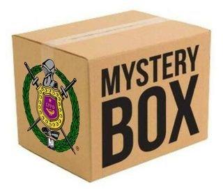 Omega Psi Phi Surprise Box - $300 + Value - Size Large