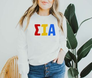 Sigma Iota Alpha Sweatshirts