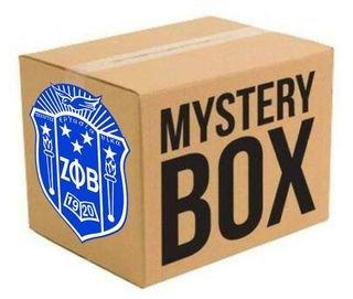 Zeta Phi Beta Surprise Box