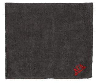 Alpha Gamma Delta Sherpa Blanket