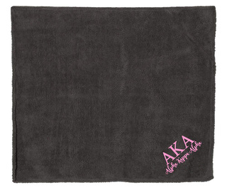 Alpha Kappa Alpha Sherpa Blanket