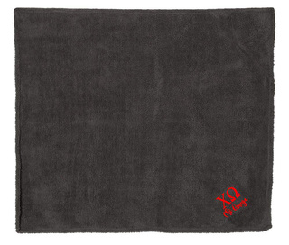 Chi Omega Sherpa Blanket