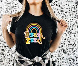 Delta Zeta Joy Tee