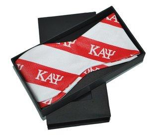 Kappa Alpha Psi Bow Tie W/ Matching Handkerchief