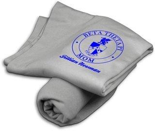 Mom Or Dad Sweatshirt Blanket