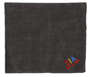 Sigma Iota Alpha Sherpa Blanket