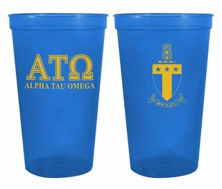 Alpha Tau Omega Big Crest Stadium Cup