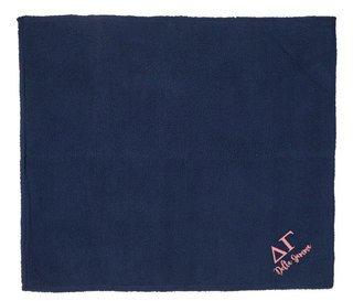 Delta Gamma Sherpa Blanket