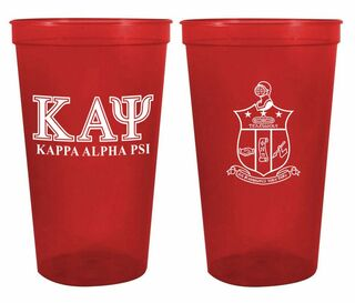 Kappa Alpha Psi Big Crest Stadium Cup