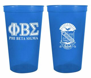 Phi Beta Sigma Big Crest Stadium Cup