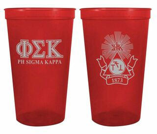 Phi Sigma Kappa Big Crest Stadium Cup