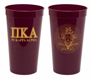 Pi Kappa Alpha Big Crest Stadium Cup