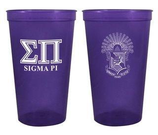 Sigma Pi Big Crest Stadium Cup