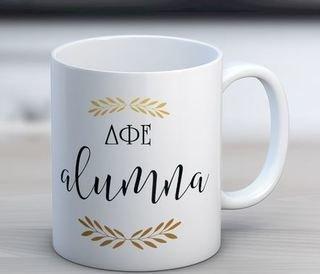 Delta Phi Epsilon Alumna Coffee Mug