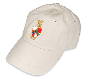DISCOUNT-Beta Theta Pi 6 Panel Stone Hat