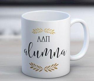 Alpha Delta Pi Alumna Coffee Mug