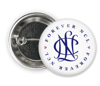 National Charity League  Forever Button