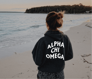 Alpha Chi Omega Social Hoodie