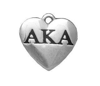 Alpha Kappa Alpha Heart Drop