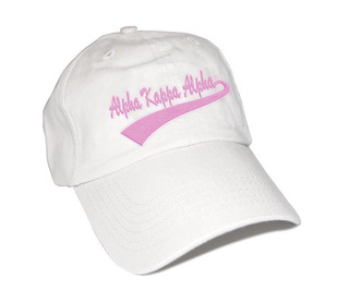 Alpha Kappa Alpha Tail Hat