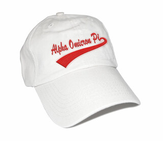 Alpha Omicron Pi Tail Hat