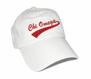 Chi Omega Tail Hat