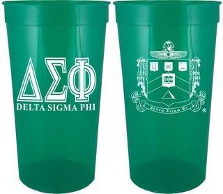 Delta Sigma Phi Big Crest Stadium Cup