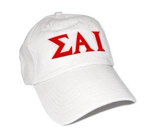 Sigma Alpha Iota Greek Letter Hat