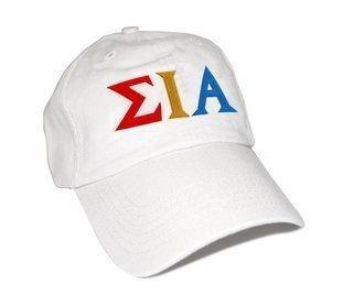 Sigma Iota Alpha Face Masks, Hats and Visors