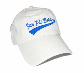 Zeta Phi Beta Tail Hat