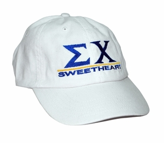 Fraternity Sweetheart Hat