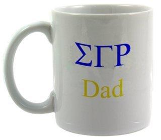 Sigma Gamma Rho Dad Coffee Cup