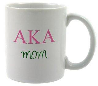 Alpha Kappa Alpha Mom Coffee Cup