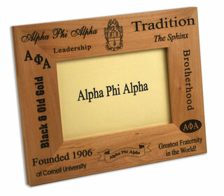 Fraternity Picture Frames