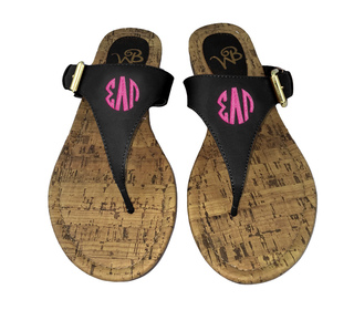 Sigma Lambda Gamma Footwear