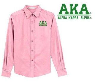 Alpha Kappa Alpha Greek Letter Oxford