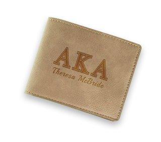 Alpha Kappa Alpha Wallet