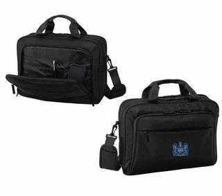 DISCOUNT-Alpha Xi Delta Crest - Shield Briefcase Attache