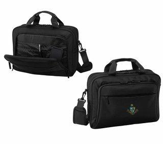 DISCOUNT-Delta Delta Delta Crest - Shield Briefcase Attache