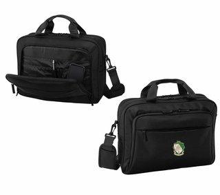 DISCOUNT-Kappa Delta Crest - Shield Briefcase Attache
