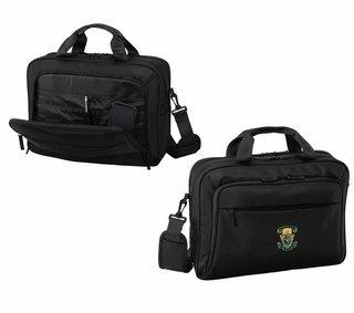 DISCOUNT-Lambda Chi Alpha Crest - Shield Briefcase Attache